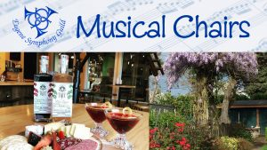 Musical Chairs: Summer Bounty - August 23 - Eugene Symphony Guild